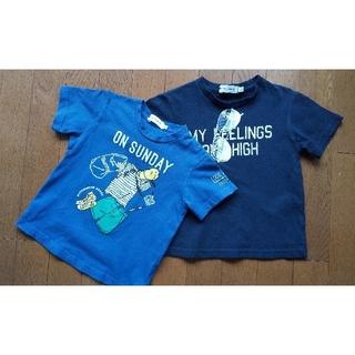 THE SHOP TK - Tシャツ 100 二枚組