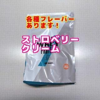 MYPROTEIN - マイプロテイン ストロベリークリーム味 1kg ホエイプロテイン