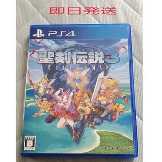 SQUARE ENIX - PS4 聖剣伝説3  トライアルズ オブ マナ