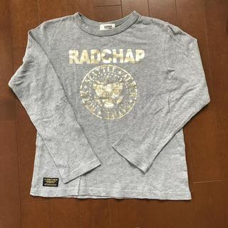 ブランシェス(Branshes)のブランシェス RADCHAP boys(140)Tシャツ(Tシャツ/カットソー)