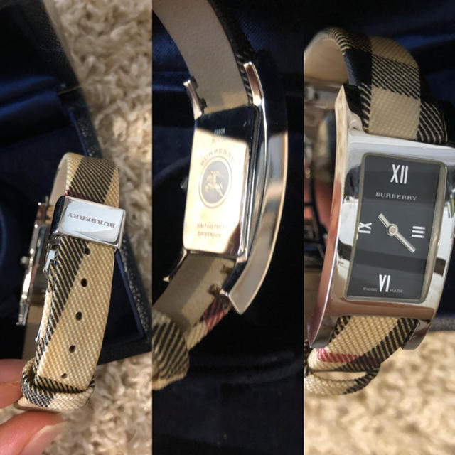 BURBERRY(バーバリー)のBurberry 腕時計 レディースのファッション小物(腕時計)の商品写真