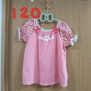 Shirley Temple - シャーリーテンプル トップス 120