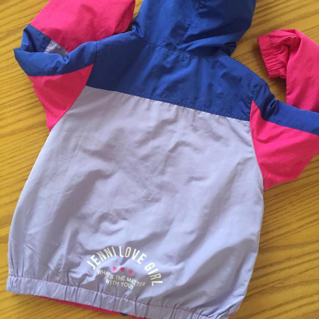 JENNI(ジェニィ)のJENNI LOVE ウィンドブレーカー 150 キッズ/ベビー/マタニティのキッズ服女の子用(90cm~)(ジャケット/上着)の商品写真