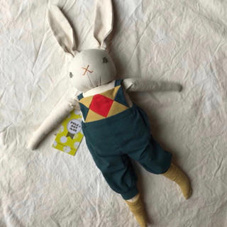 キャラメルベビー&チャイルド(Caramel baby&child )のうぃじゅ様ご専用です♡polka dot club Large rabbit(ぬいぐるみ/人形)