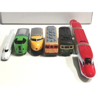 @レール トレーン マック&トミカ 車両セット(鉄道模型)