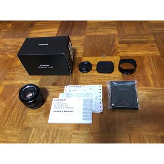 フジフイルム(富士フイルム)のFujifilm XF35mm F1.4 R 保護フィルター月(レンズ(単焦点))