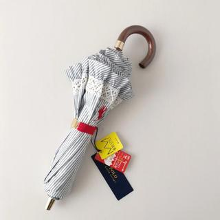 POLO RALPH LAUREN - 新品⭐️ ポロ ラルフローレン 楽折 晴雨兼用傘 一級遮光 フリル パラソル