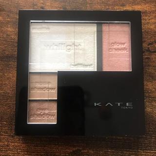 KATE - ケイト ホワイトシェイピングパレット WT-2