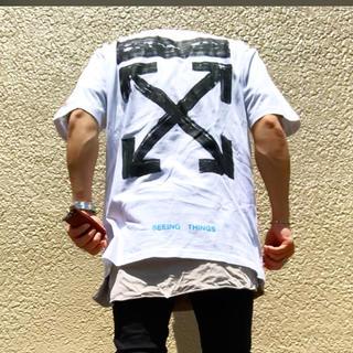 オフホワイト(OFF-WHITE)のOff-White Tシャツ オフホワイト(Tシャツ/カットソー(半袖/袖なし))