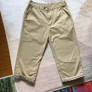 ジーユー(GU)の7部丈 パンツ ジーユー 男性用(その他)