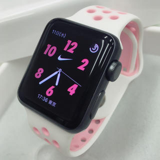 Apple Watch - Apple Watch series2 NIKE+ 38mm アップルウォッチ