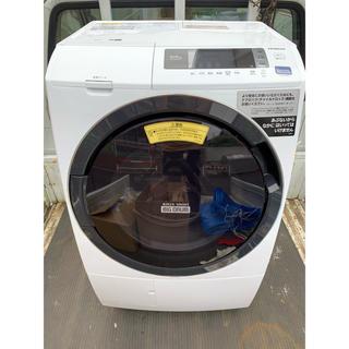 5/29まで掲載【18年製】日立 ドラム式洗濯乾燥機 BD-SG100CL