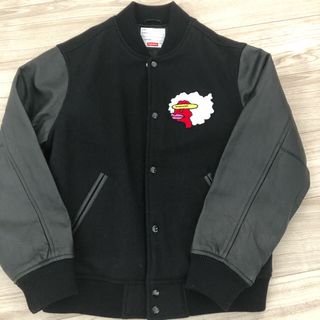 Supreme - supreme 17aw gonz ramm varsity jacket