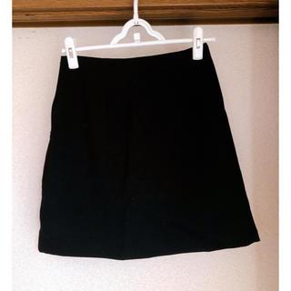ジーユー(GU)のミニスカート(ミニスカート)