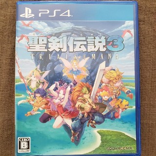 PlayStation4 - 聖剣伝説3 ps4