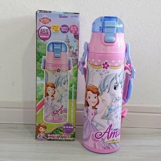 ディズニー(Disney)のソフィア 新品 超軽量 ダイレクトステンレスボトル 580ml(水筒)