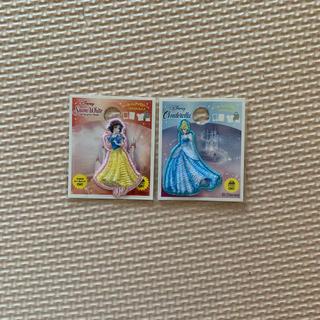 ディズニー(Disney)の【D】ディズニープリンセス アイロンワッペン  (各種パーツ)
