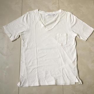 moussy - moussy 白Tシャツ