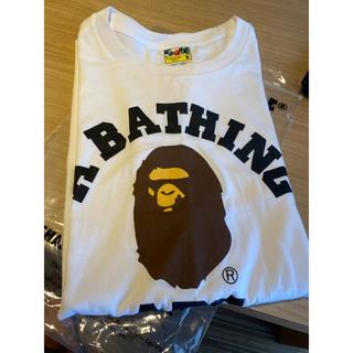 A BATHING APE - bape tシャツ Mサイズ