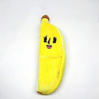 一皮むける ふわふわ バナナさん ペンケース おねえさん //a2u(ペンケース/筆箱)