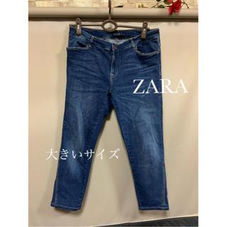 ZARA - 【ZARA】アンクル丈デニム