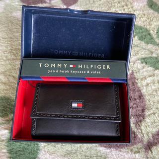 トミーヒルフィガー(TOMMY HILFIGER)のトミーフィルガー キーケース(キーケース)