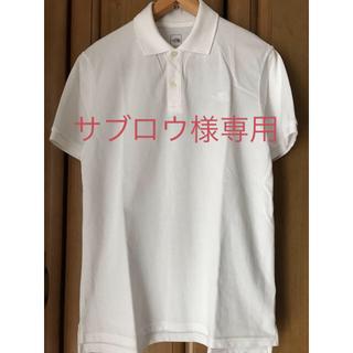 ザノースフェイス(THE NORTH FACE)のノースフェイス、半袖ポロシャツ、白(ポロシャツ)