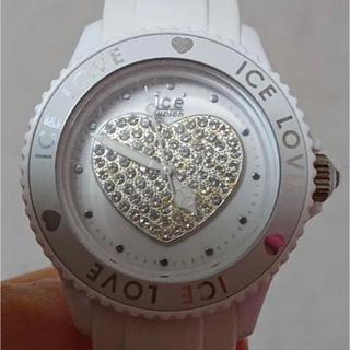 アイスウォッチ(ice watch)のアイスウォッチ アイスラブ (腕時計)