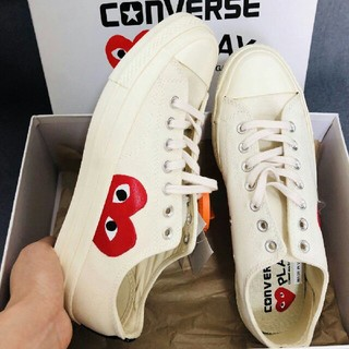CONVERSE - Play COMME des GARCONS×Converse 男女兼用