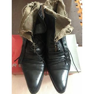 アルフレッドバニスター(alfredoBANNISTER)のalfredoBANNISTER アルフレッドバニスター ブーツ サイズ41(ブーツ)