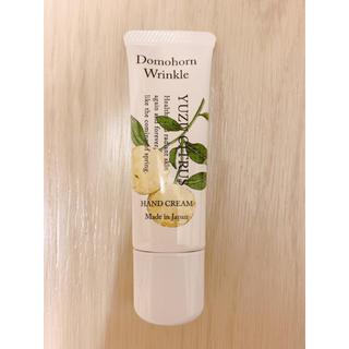 ドモホルンリンクル - Domohorn Wrinkle(ドモホルンリンクル)/ハンドクリーム/ゆずの香
