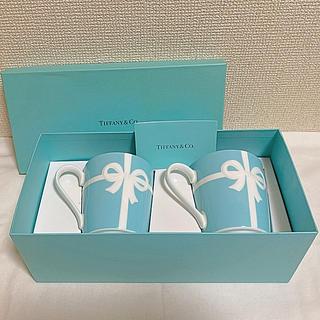 Tiffany & Co. - ティファニー ペアマグカップ 新品未使用