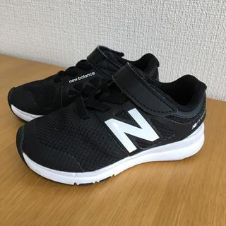New Balance - ニューバランス ブラック プレマス こどもビームス14cm美品