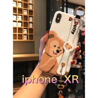 ダッフィー(ダッフィー)のダッフィー  iphone XR スマホケース  ディズニー(iPhoneケース)