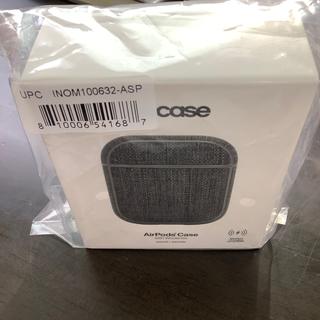 インケース(Incase)のIncase AirPods Case with Woolenex グレイ 新品(モバイルケース/カバー)