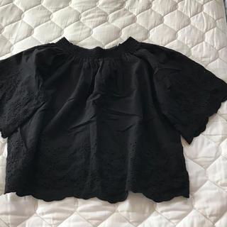 オリーブデオリーブ(OLIVEdesOLIVE)のオリーブデオリーブ ブラウス 2way(シャツ/ブラウス(半袖/袖なし))