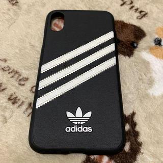 アディダス(adidas)のiPhone xs adidasケース(iPhoneケース)