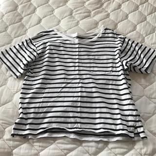 ウィゴー(WEGO)のWEGO ボーダー 半袖(Tシャツ(半袖/袖なし))