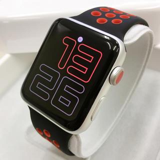 Apple Watch - Apple Watch series3 セルラー アップルウォッチ 42mm