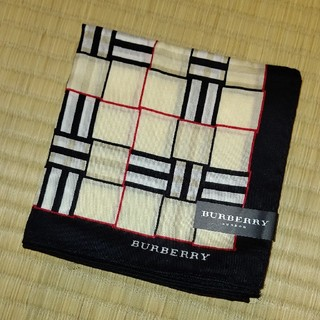 BURBERRY - 新品☆バーバリー☆大判ハンカチ