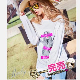 レディー(Rady)のロンT(Tシャツ(長袖/七分))