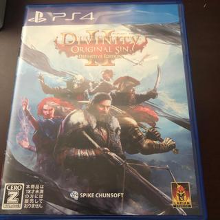 PlayStation4 - ディヴィニティ:オリジナル・シン2 ps4