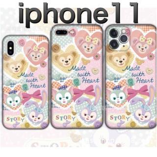 ダッフィー(ダッフィー)のダッフィー  iphone11  スマホケース  ディズニー(iPhoneケース)