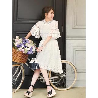 Chesty - chesty 定価19440円 スカート レース 白