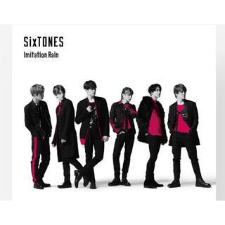 Johnny's - SixTONES Imitation Rain with Snowman盤