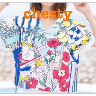Chesty - chesty チェスティ ブラウス カットソー