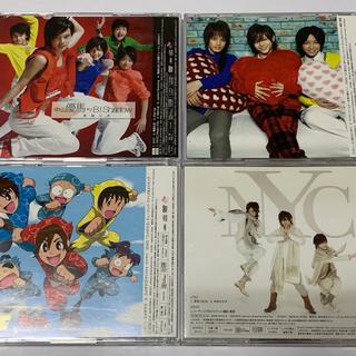 エヌワイシー(NYC)のNYC CD DVD 限定  4枚セット よく遊びよく学べ ユメタマゴ 忍たま(ポップス/ロック(邦楽))