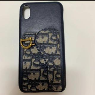 クリスチャンディオール(Christian Dior)のクリスチャンディオール iPhone XS MAX ケース(iPhoneケース)