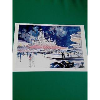 ディズニー(Disney)のディズニーギャラリー ポストカード(印刷物)