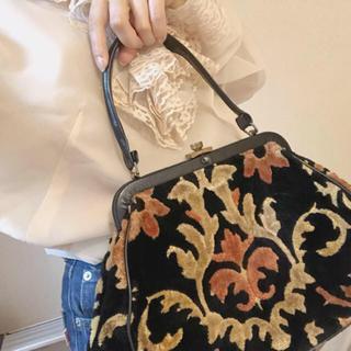 グリモワール(Grimoire)の60's〜70's vintage⚜goblin bag(ハンドバッグ)